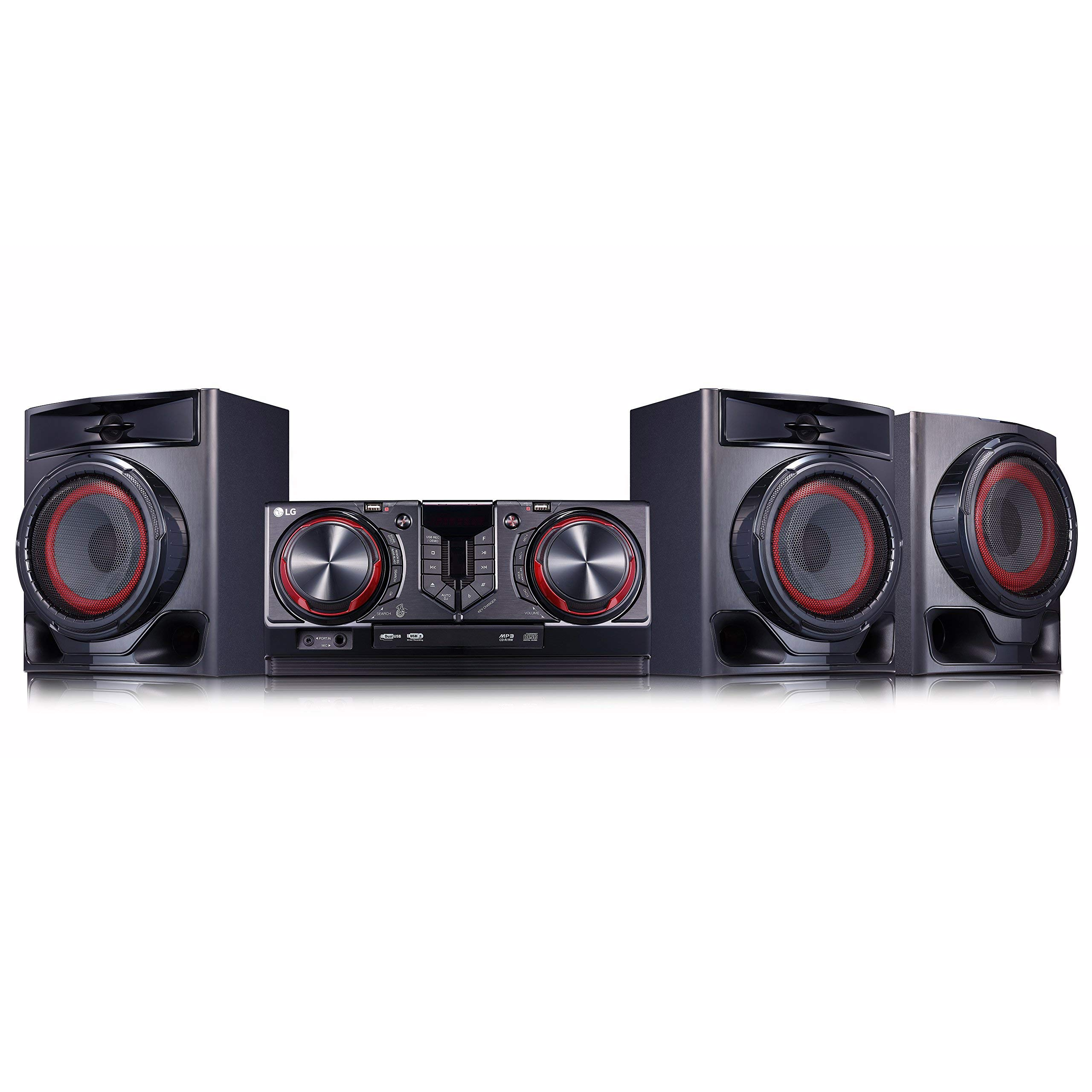 LG Electronics CJ45 Home Theater System (2017 Model) (Renewed) by LG