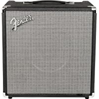 Fender Rumble 40 Bass Combo Amp V3, Black/Silver