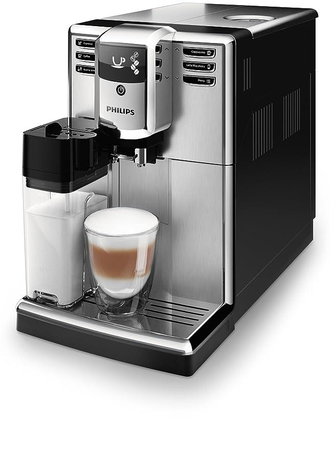 5 opinioni per Philips Serie 5000 EP5365/10, Macchina da Caffè Automatica, con Macine in