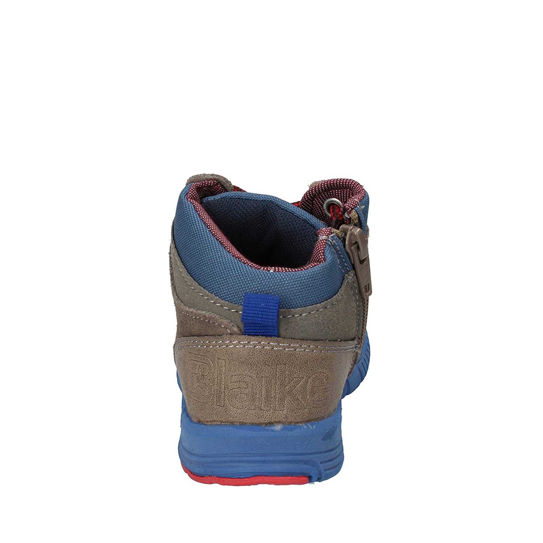 BLAIKE Fashion-Sneakers Baby-Boys Suede Grey