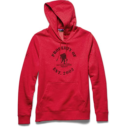 9d4edc7feee Under Armour Men s Wounded Warrior Project Property of Fleece at ...