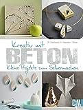Kreativ mit Beton: Kleine Projekte zum Selbermachen