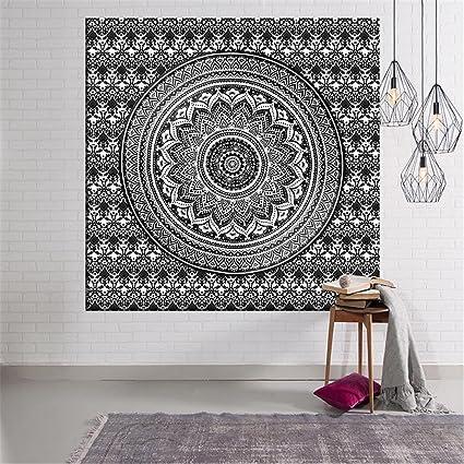 LY-tapestry Tapiz Indio de la brújula 3D / Alfombra/Toallas de Playa Serie