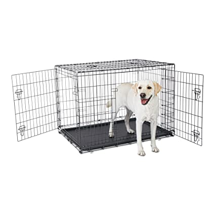 Amazon Petco Premium 2 Door Dog Crate 42l X 28w X 30h X