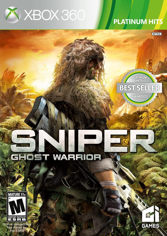 City Interactive Sniper: Ghost Warrior, Xbox 360 Básico Xbox 360 ...