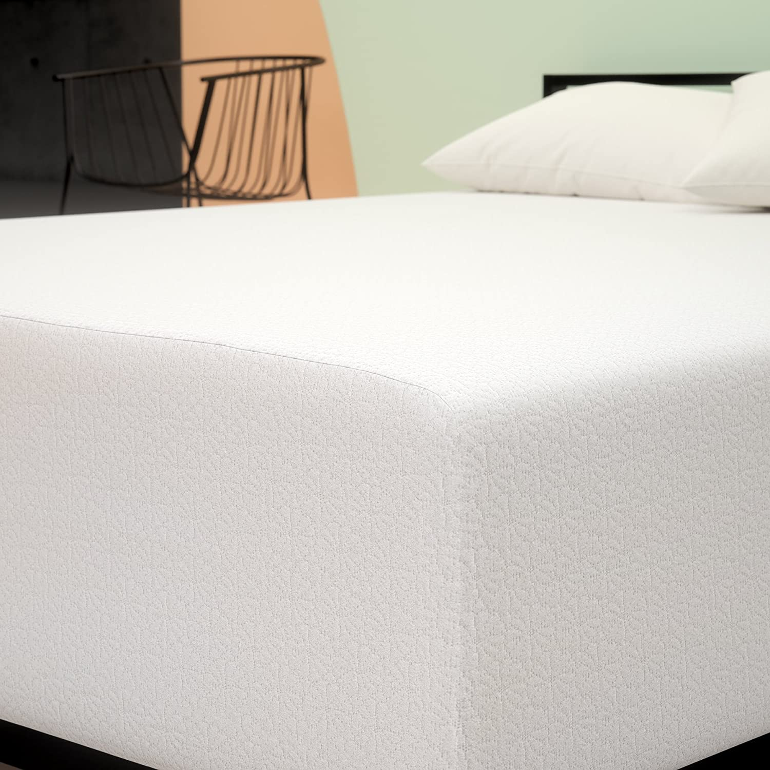 How much is the thickness of the mattress