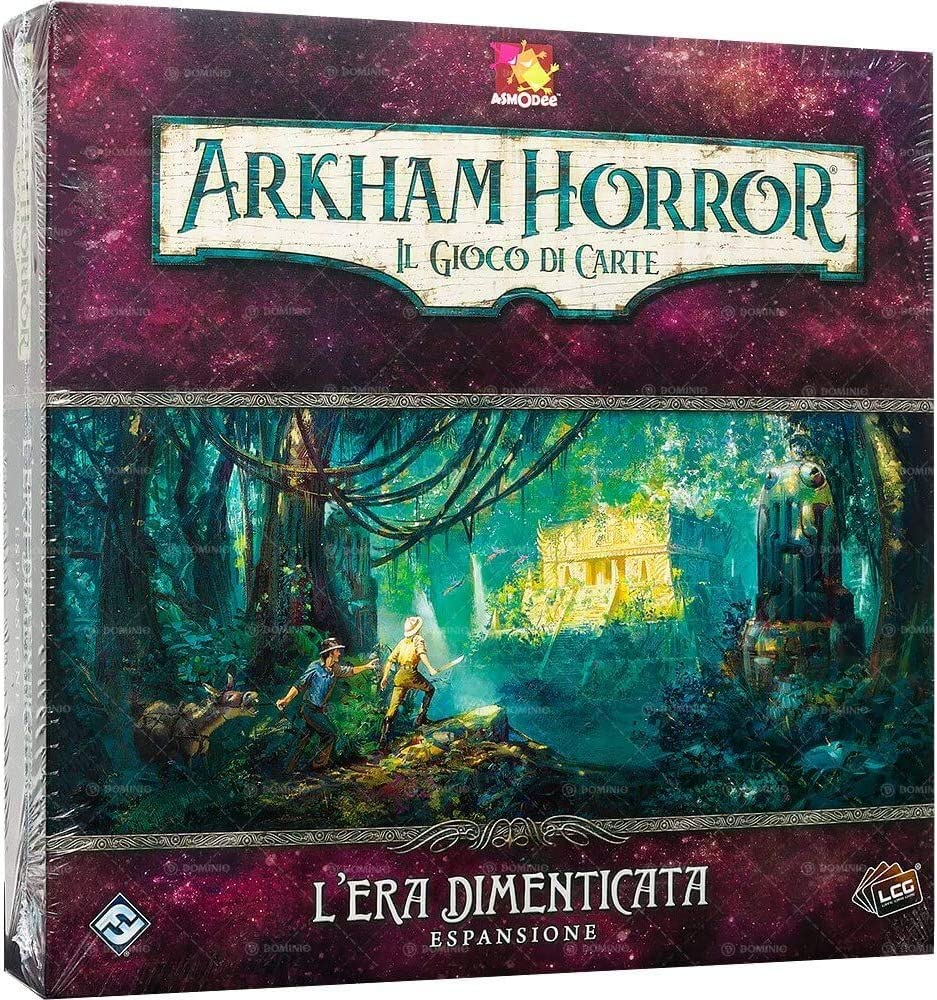 Il percorso di carcosa Deluxe di espansione per Arkham Horror LCG