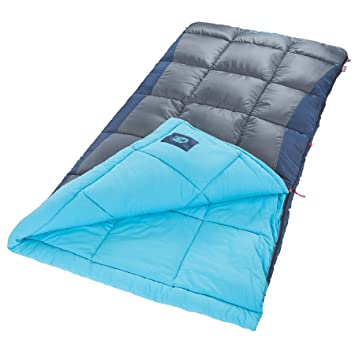 Coleman Heaton Peak 30 Degree Big Tall Sleeping Bag