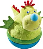 Haba Roly Poly Dragon Soft Wobbling Toy 300422