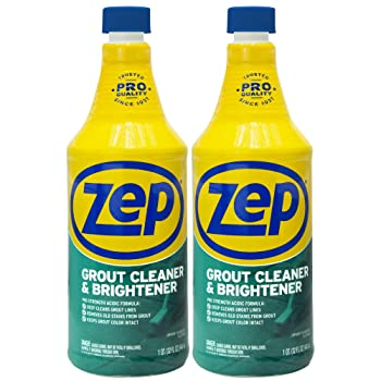 Zep Brightener ZU104632 Tile And Grout Cleaner