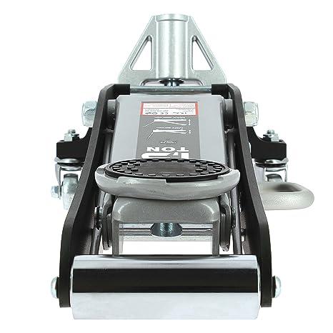 SUMEX RACEJAK Gato Hidráulico de Aluminio Profesional con Ruedas: Amazon.es: Coche y moto