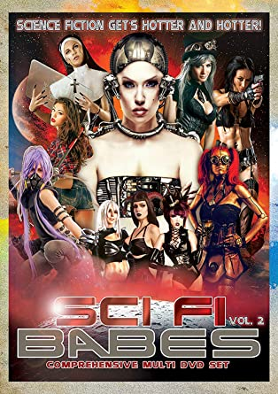 Amazon com: Sci Fi Babes Vol  2: Various: Movies & TV
