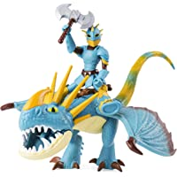 Dreamworks Dragons Stormfly & Astrid Dragon With Armored Viking Figure (Aged 4+)