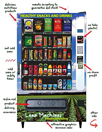 how to start a vending machine business