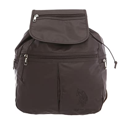 e5a5bee4d2cb U.S.POLO ASSN. Backpack Bag Unisex - Mod. US15W022-8  Amazon.co.uk ...