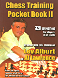 Chess Training Pocket Book II: 320 Key Positions for players of all levels: How to Spot Tactics and How Far Ahead to Calculate: No. 2