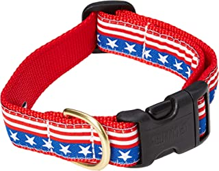 product image for Up Country Stars and Stripes Dog Collar - X-Small