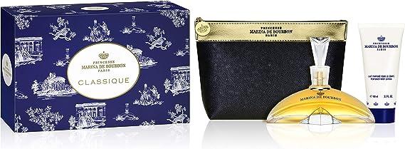 Kit Marina De Bourbon Classique Eau De Parfum 100Ml + Body Lotion 150Ml E Necessarie, Marina De Bourbon