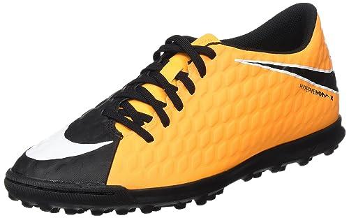 Nike Hypervenomx Phade III TF, Botas de fútbol para Hombre: Amazon.es: Zapatos y complementos