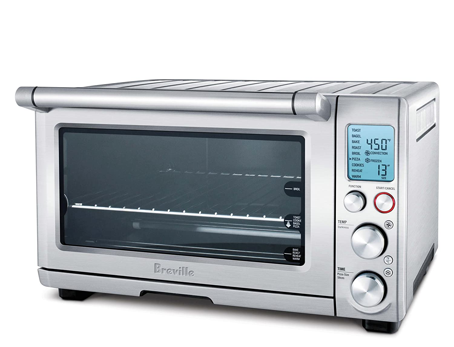 Breville BOV800XL Smart horno 1800 Watt convección tostadora Horno con Element IQ by kitchen ware: Amazon.es: Hogar
