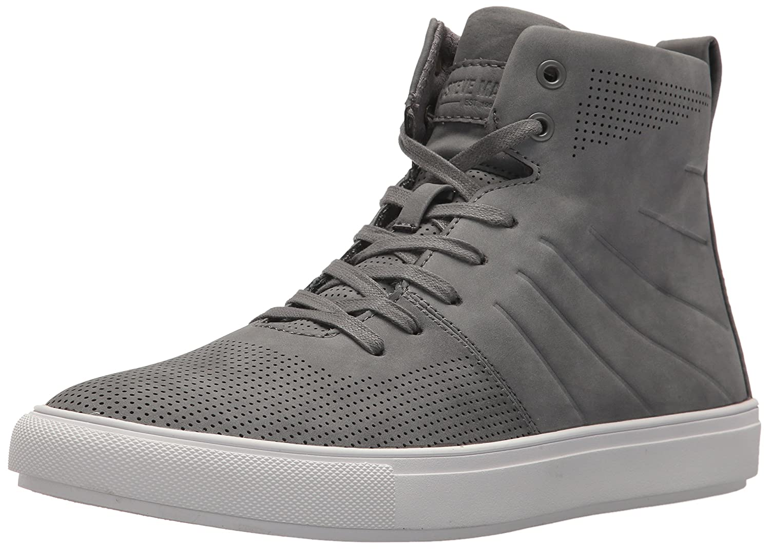 57f0a4e0335 Steve Madden Eskape Sneaker Black 7 D(M) US  Buy Online at Low Prices in  India - Amazon.in