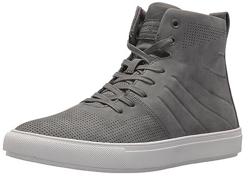 68f93b00eae Steve Madden Eskape Sneaker Black 7 D(M) US  Buy Online at Low Prices in  India - Amazon.in