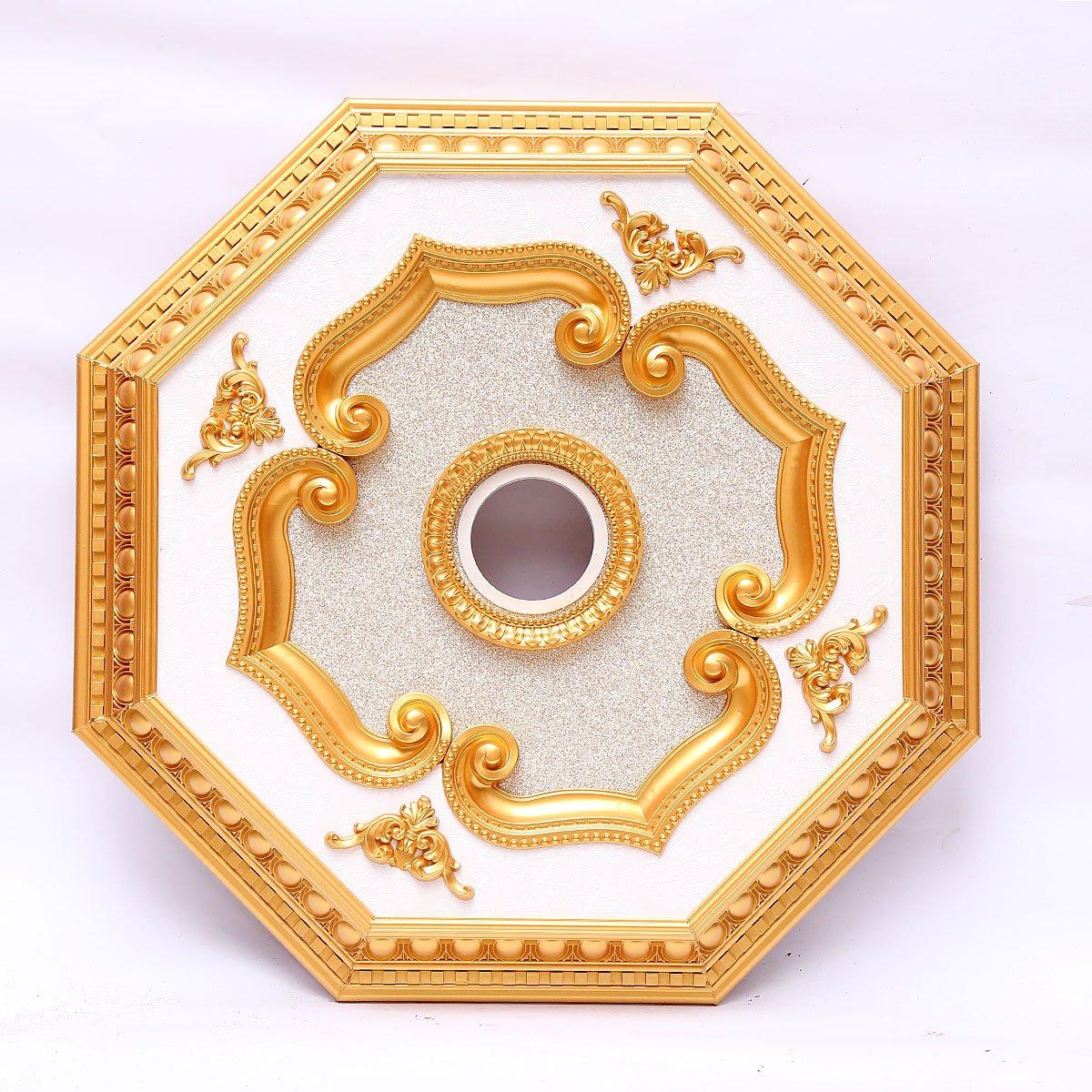 B&S Lighting OCT1S101-32 Inch Ceiling Medallion