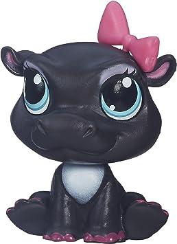 Littlest Pet Shop Get The Pets Single Pack Yolanda Yawnson Hippo ...