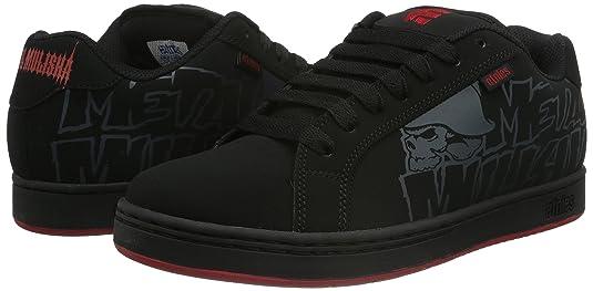 Etnies Mens Metal Mulisha Fader Skateboard Shoe