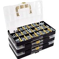 Deals on JACKSON PALMER 1700 Piece Hardware Assortment Kit