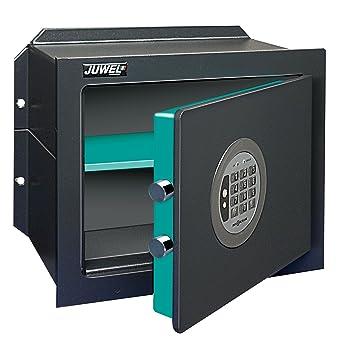 Juwel - Elerunner Caja fuerte electrónica y digital, empotrable a la pared, S/56 5624: Amazon.es: Hogar