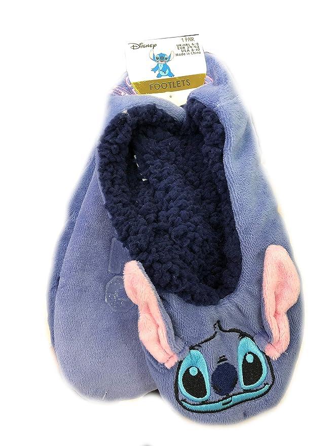 Primark Disney Lilo & Stitch Slipper Slippers Footlets Dimensioni calze UK 3-5 EU 36-38: Amazon.es: Hogar
