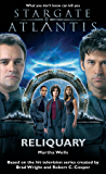 STARGATE ATLANTIS: Reliquary (English Edition)