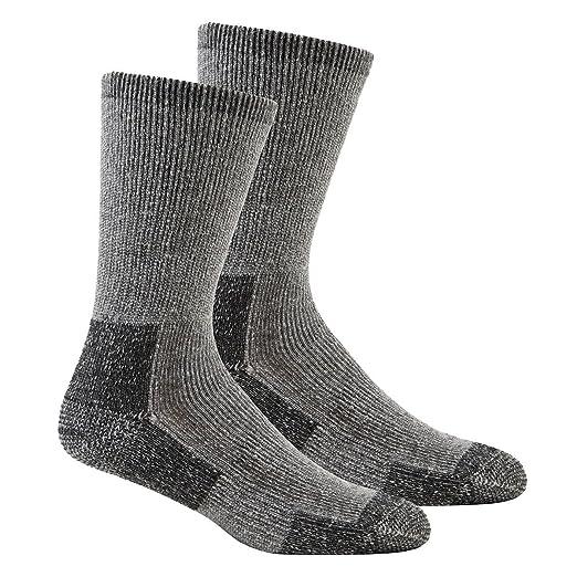 ee466f11074 Mens Thick Walking Socks Multipack Cushioned Sole Wool Mix Work Boot Socks  Cheap 6 PACK (UK 6-11