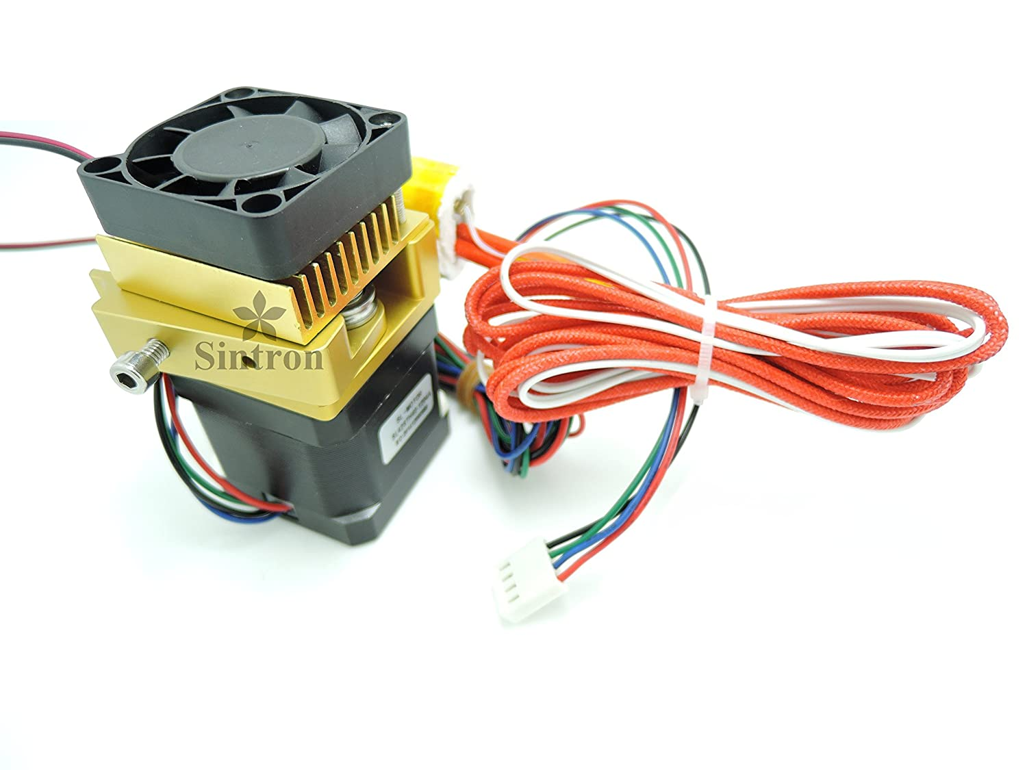 Sintron MK8 Extruder Hotend Nozzle 0.4mm Print Head for 3D Printer Prusa i3