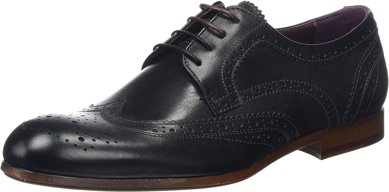 TALLA 41 EU. Ted Baker Granet, Zapatos de Cordones Brogue para Hombre