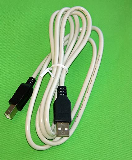 USB cable for Epson POWERLITE W16