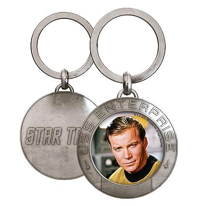 Llavero Star Trek Kirk: Amazon.es: Hogar