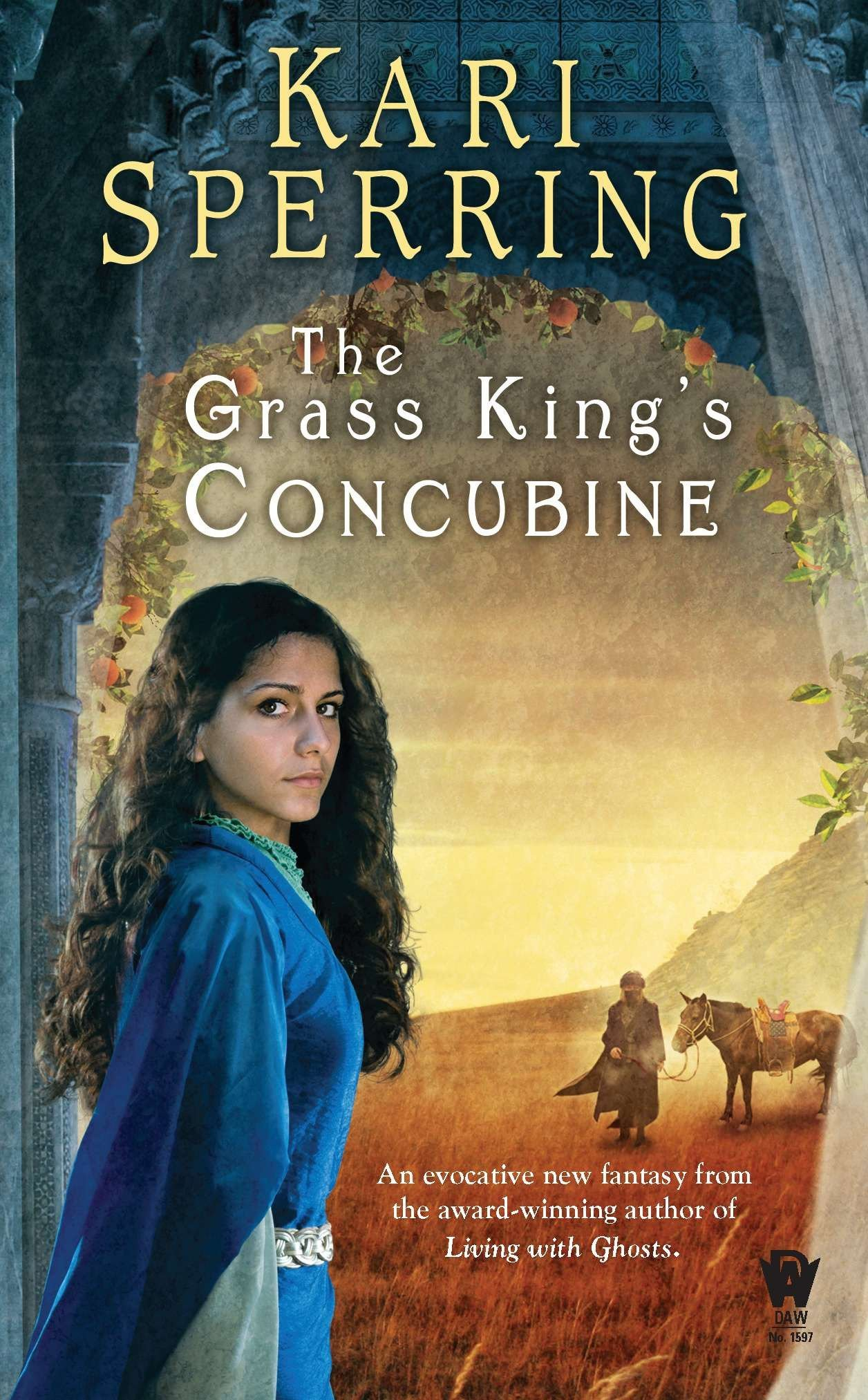 The Grass King's Concubine (Daw Books Collectors): Amazon.co.uk: Kari  Sperring: 9780756407551: Books