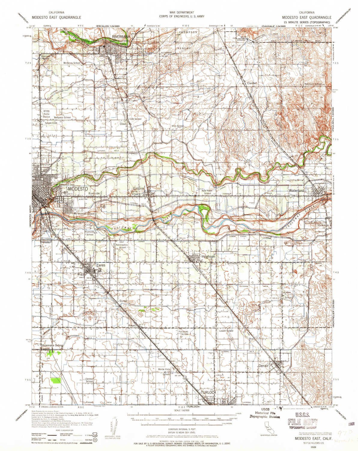 Amazon.com: YellowMaps Modesto East CA topo map, 1:62500 ... on map paso robles ca, map riverside ca, map lemoore ca, map silicon valley ca, map of modesto and surrounding cities, map fresno ca, map inland empire ca, map bakersfield ca, map of downtown modesto, map san diego ca, map ventura ca, map victorville ca, map la habra ca, map vallejo ca, map modesto calif, map pleasanton ca, map pasadena ca, map chino ca, map sacramento ca, map rialto ca,