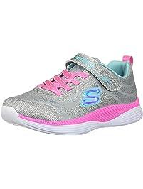 Skechers Girls Move 'N Groove Sneakers