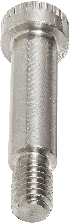 Standard Tolerance 3//16 Thread Length 1//2 Shoulder Length 18-8 Stainless Steel Shoulder Screw Hex Socket Drive 3//16 Shoulder Diameter Partially Threaded Plain Finish Meets ASME B18.3 Made in US, Socket Head Cap #8-32 Threads Pack of 1