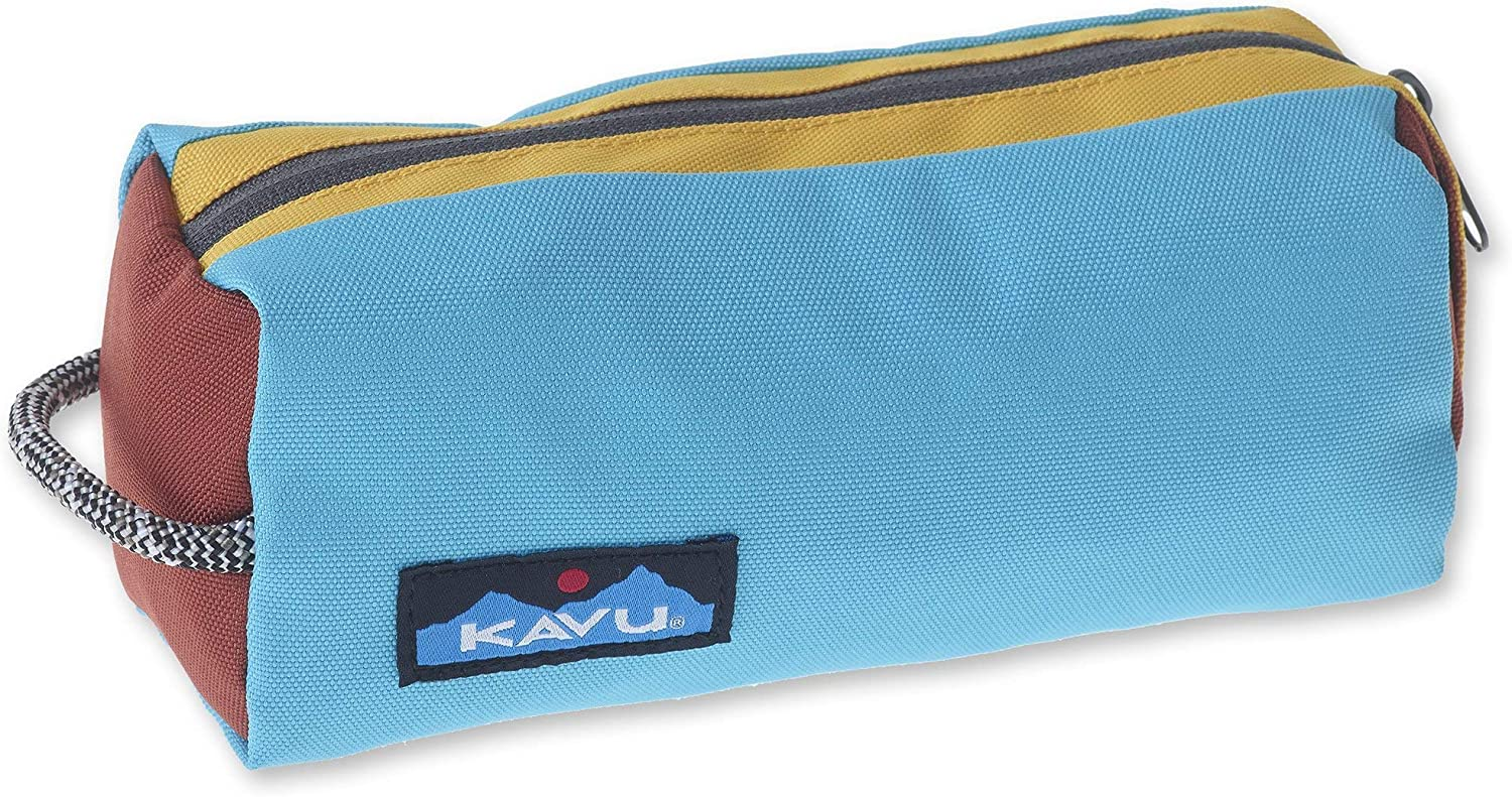 KAVU Pixie Pouch Accessory Travel Toiletry and Makeup Bag