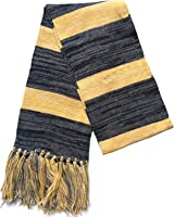 Xfang Men's wool scarf in autumn and winter long knitting scarf