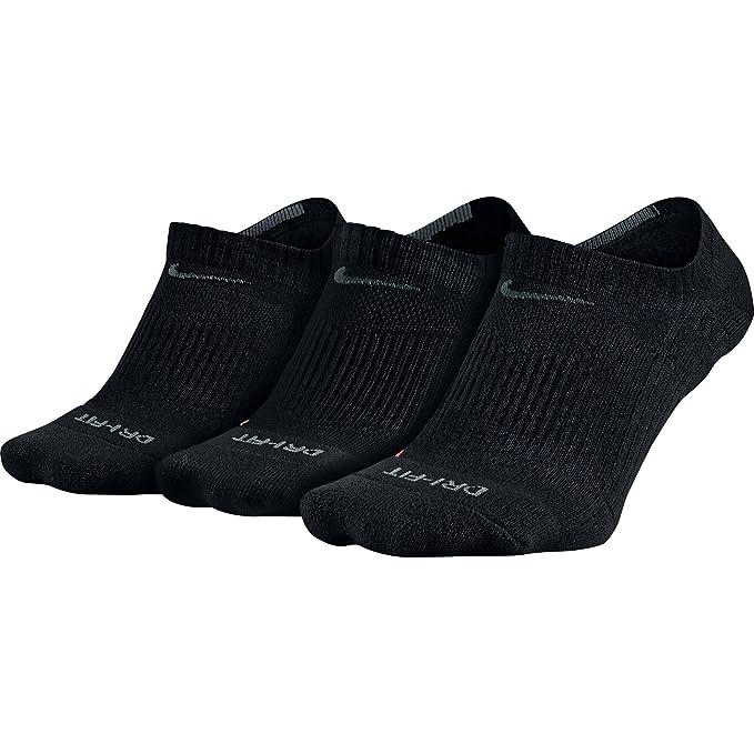 6cc2b440b550a NIKE Dry Cushion No-Show Training Socks (3 Pairs)