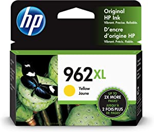 HP 962XL | Ink Cartridge | Yellow | 3JA02AN