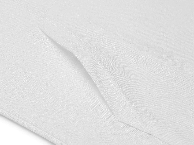 Camiseta sin mangas para hombre con capucha para gimnasio con bolsillo y capucha sin mangas