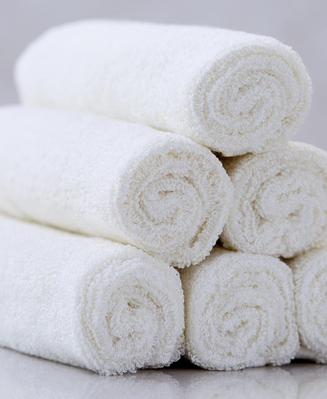 amazon com lt baby silky soft bath washcloths for sensitive skin