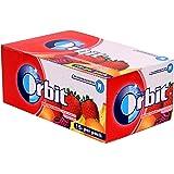 Orbit Sugar-Free Chewing Gum, Mixed Fruit, 140.8 g (Pack of 32)