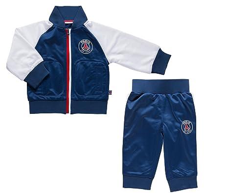 Chándal para bebé PSG, color azul marino y blanco, Ligue 1, color ...